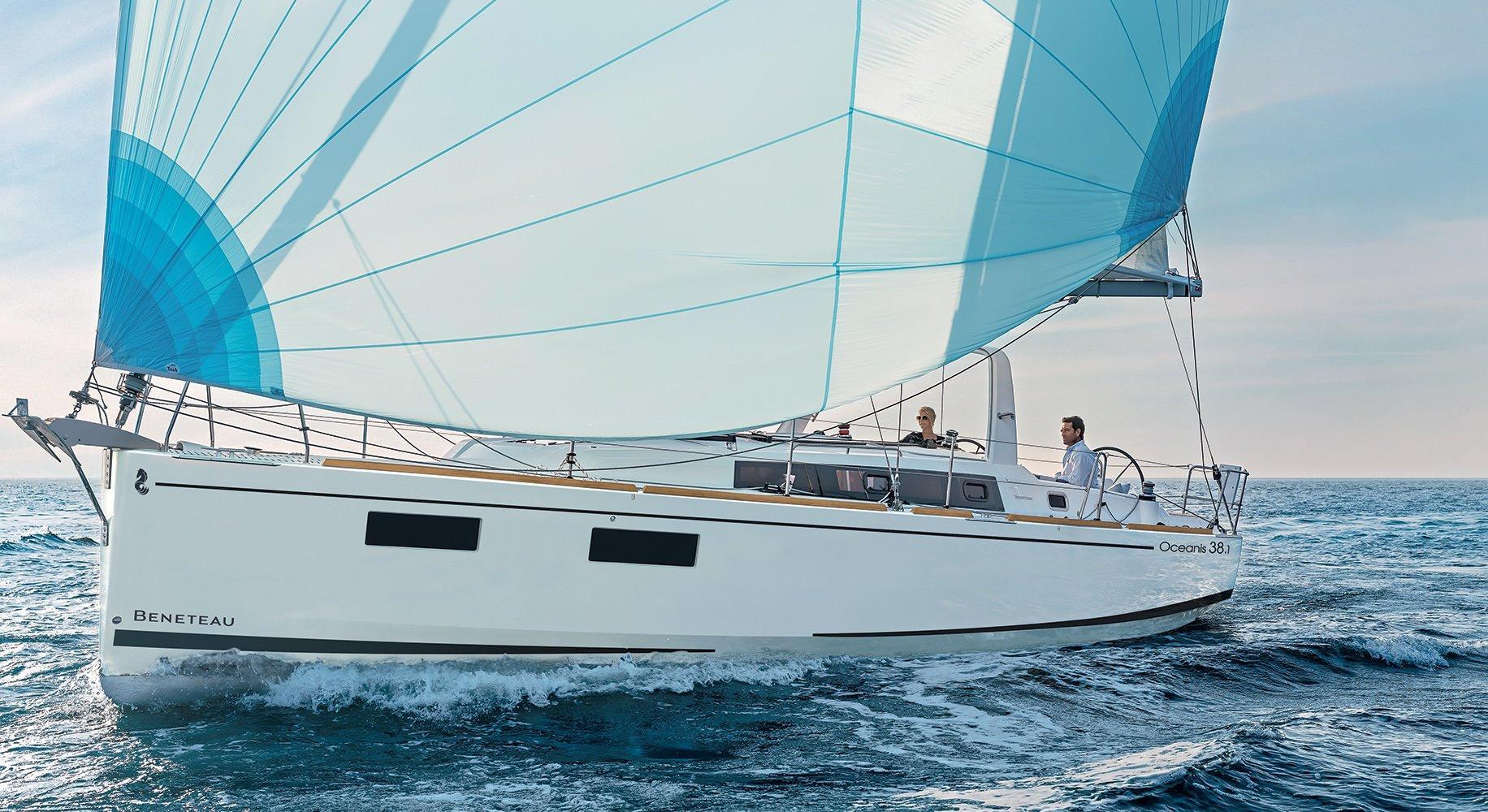 Beneteau Oceanis 38.1 - In Stock
