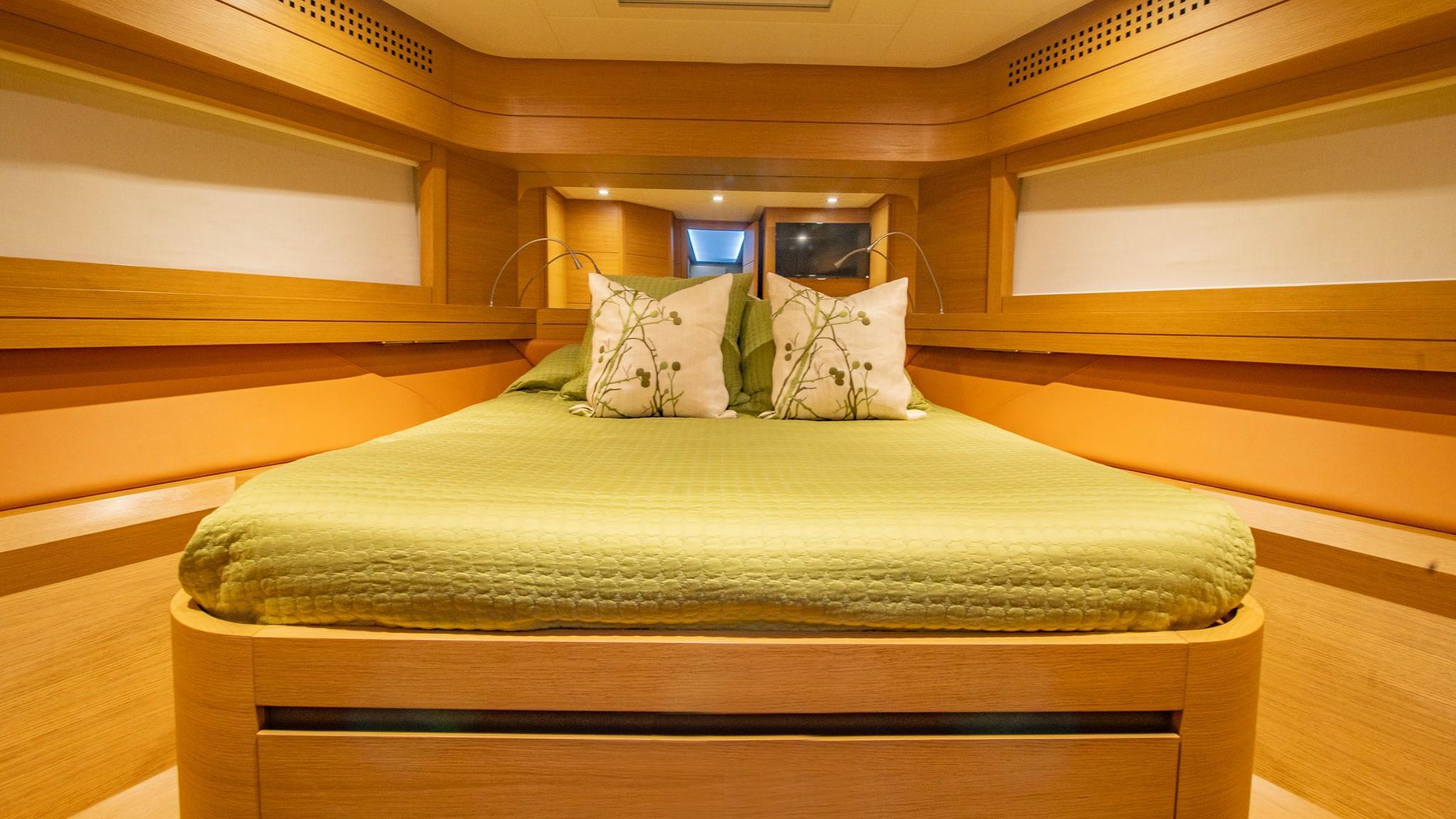 Forward VIP Stateroom
