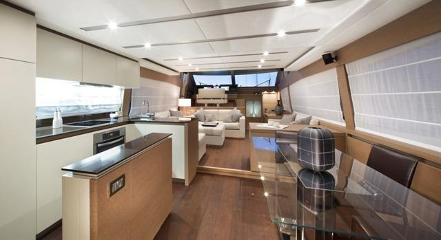 helloPrestige 750 - galley