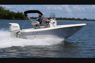 Sea Chaser sea skiff video