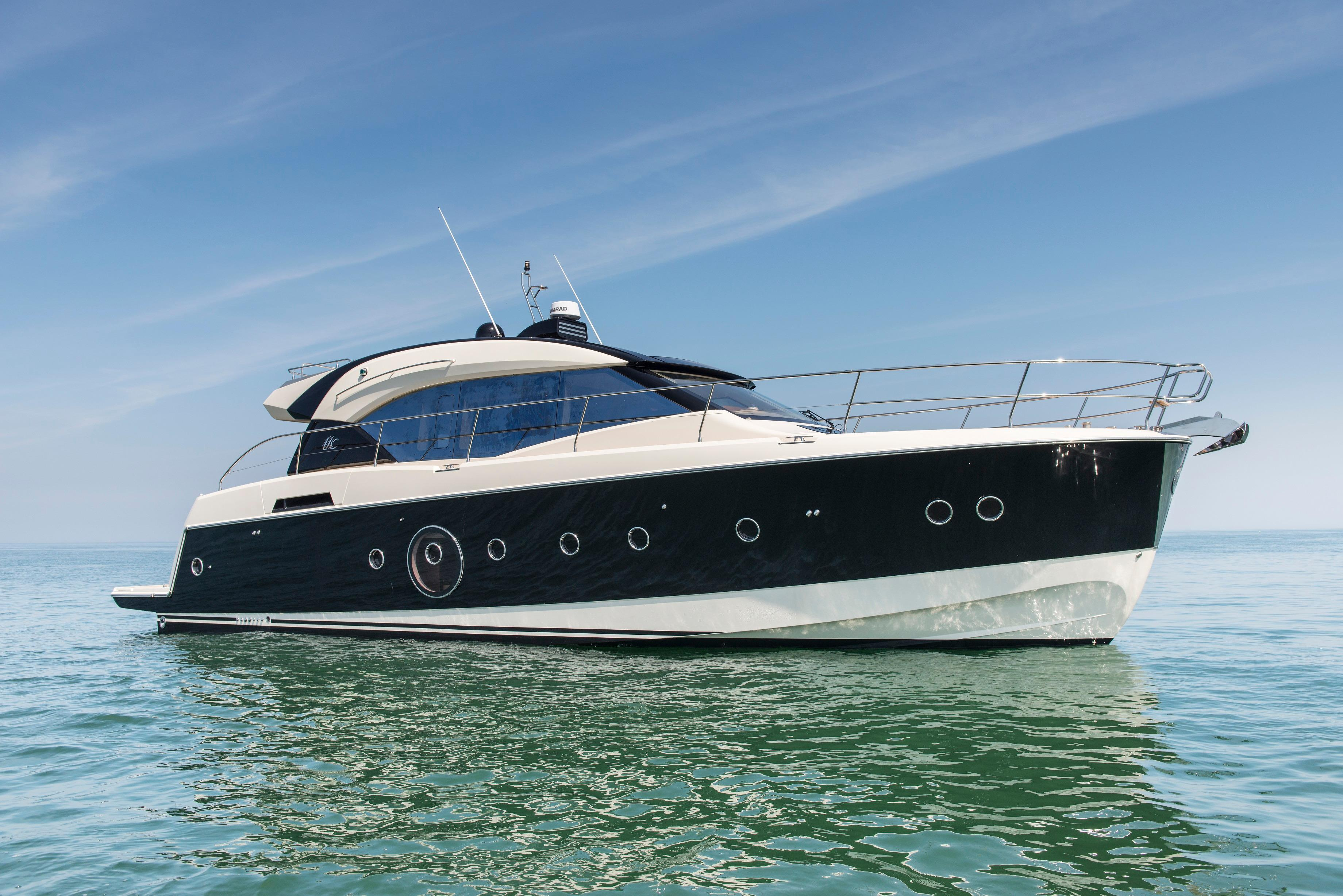 Used Monte Carlo 60 Yachts for Sale in Spain- Denison Yachting