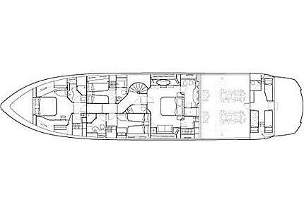 Pearl Of London 94 Yacht Sunseeker London