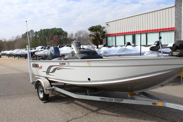 2015 ALUMACRAFT CLASSIC 165 CS for sale