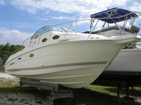 Wellcraft 270 Coastal I/O Sports Fishing Boats. Listing Number: M-3849301
