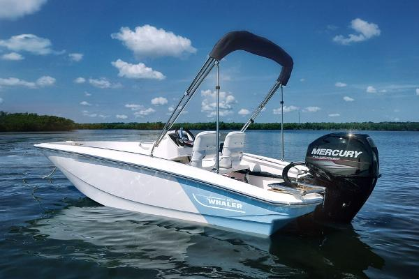 2020 Boston Whaler boat for sale, model of the boat is 130 Super Sport & Image # 2 of 14