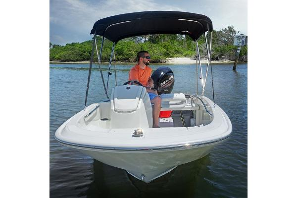 2020 Boston Whaler boat for sale, model of the boat is 130 Super Sport & Image # 5 of 14