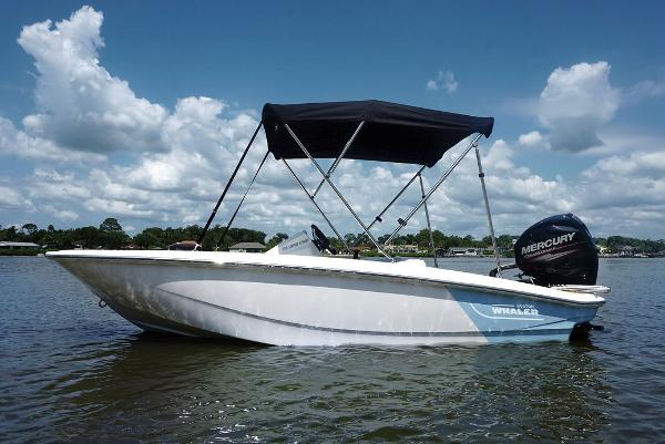 2020 Boston Whaler boat for sale, model of the boat is 130 Super Sport & Image # 1 of 14