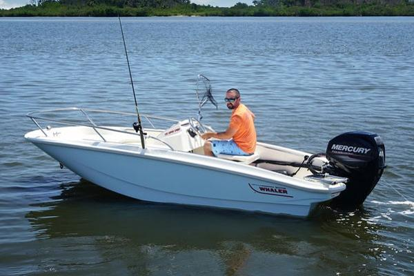 2020 Boston Whaler boat for sale, model of the boat is 130 Super Sport & Image # 3 of 14