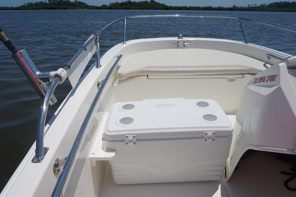 2020 Boston Whaler boat for sale, model of the boat is 130 Super Sport & Image # 6 of 14