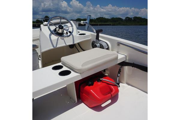 2020 Boston Whaler boat for sale, model of the boat is 130 Super Sport & Image # 11 of 14