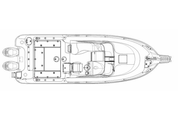 Boston Whaler 285 Conquest Specs