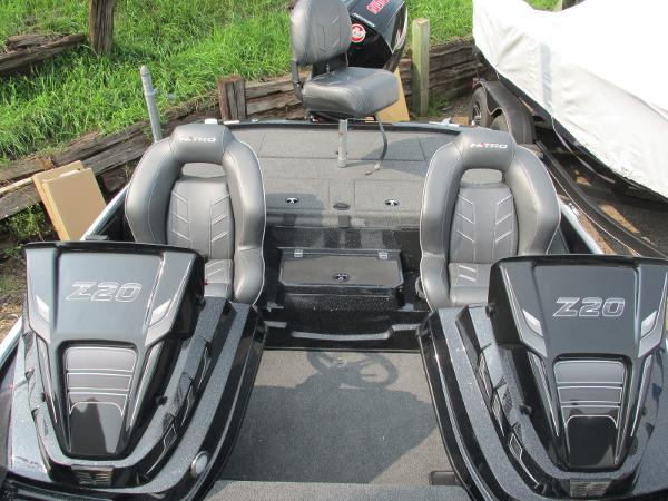 2021 Nitro boat for sale, model of the boat is Z20 Pro Pack & Image # 14 of 27