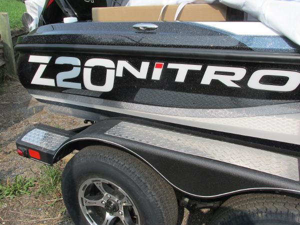 2021 Nitro boat for sale, model of the boat is Z20 Pro Pack & Image # 27 of 27