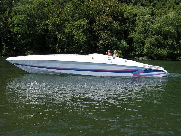 Baja 420 High Performance Boats. Listing Number: M-3591021 42' Baja 420