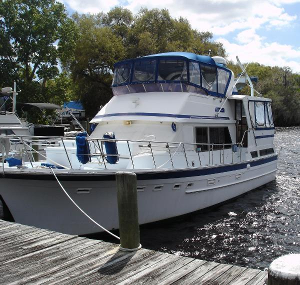 45' Jefferson 1988 45 Motor Yacht