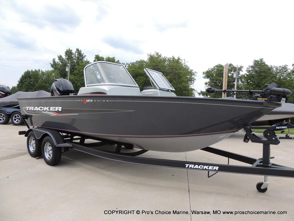 For Sale New 2018 Tracker Boats Pro Guide V185 Wt In