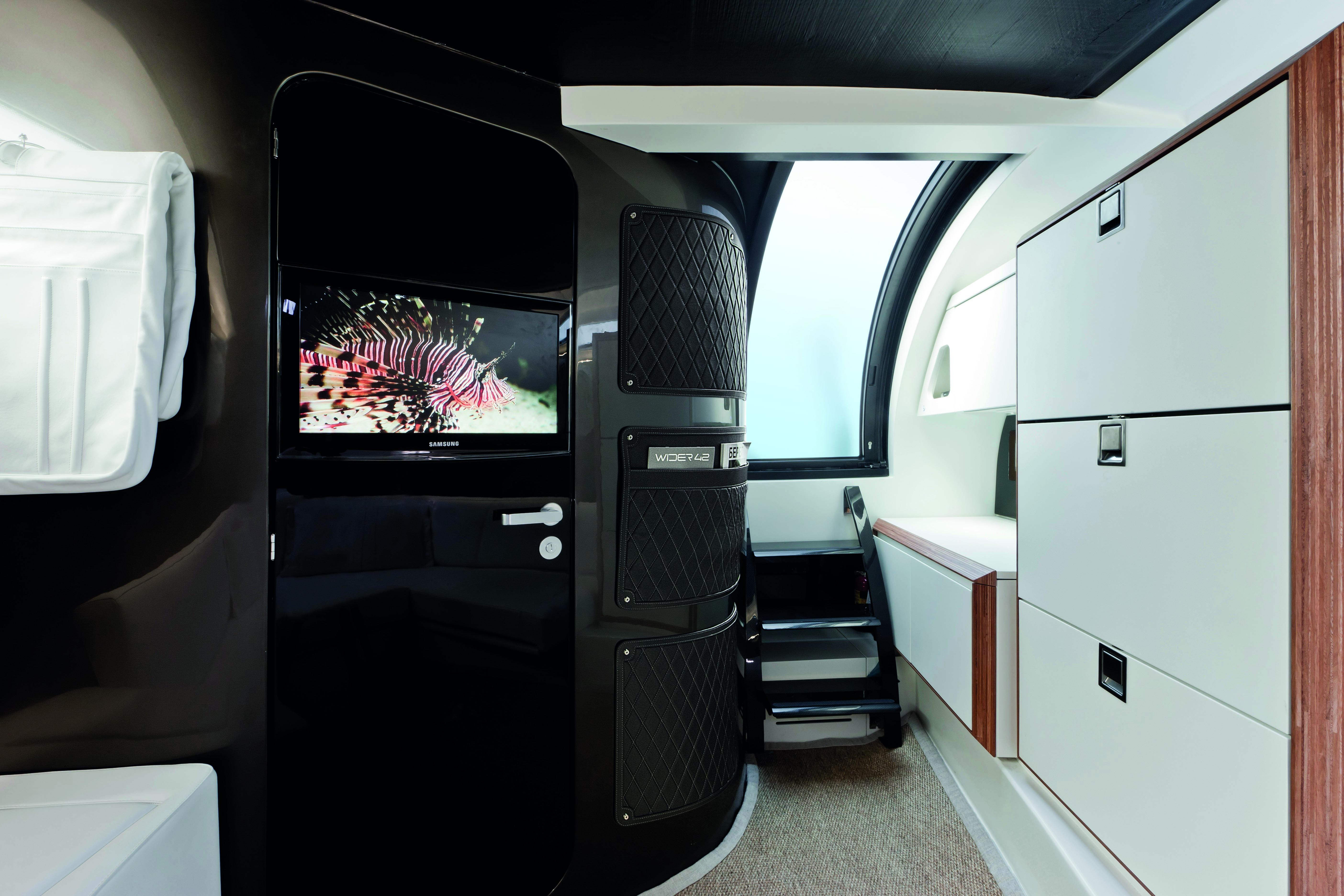 Manufacturer provided image: Fore Cabin