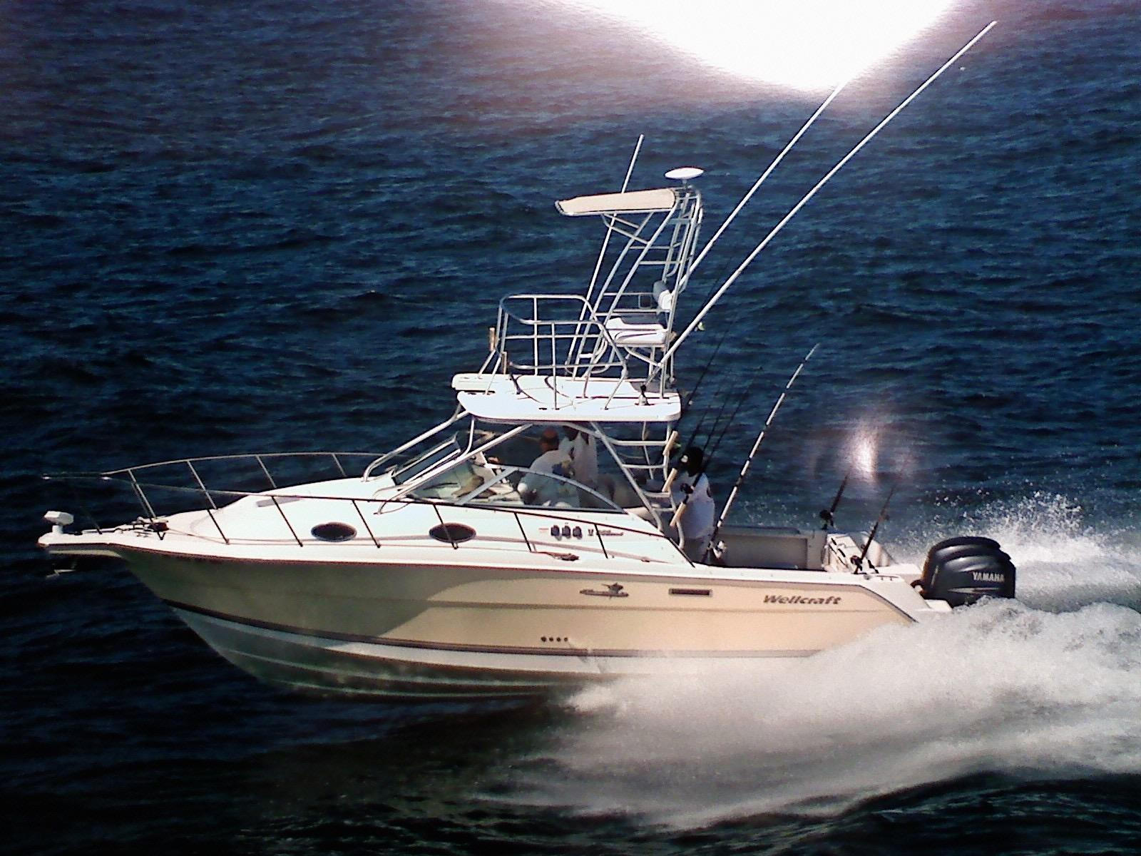 29' Wellcraft 2005 290