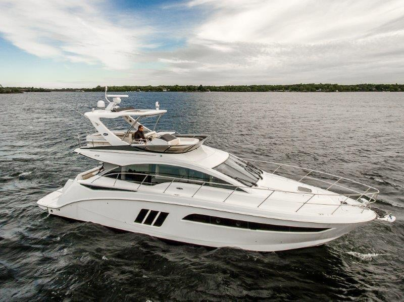 51 Sea Ray Flying Johnson 2014 St Clair Shores Denison Yacht Sales