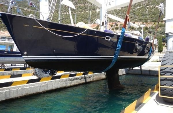 Farr 56 Pilothouse used boat for sale from Boat Sales International