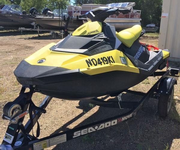 2016 SEA DOO PWC SPARK 3UP for sale
