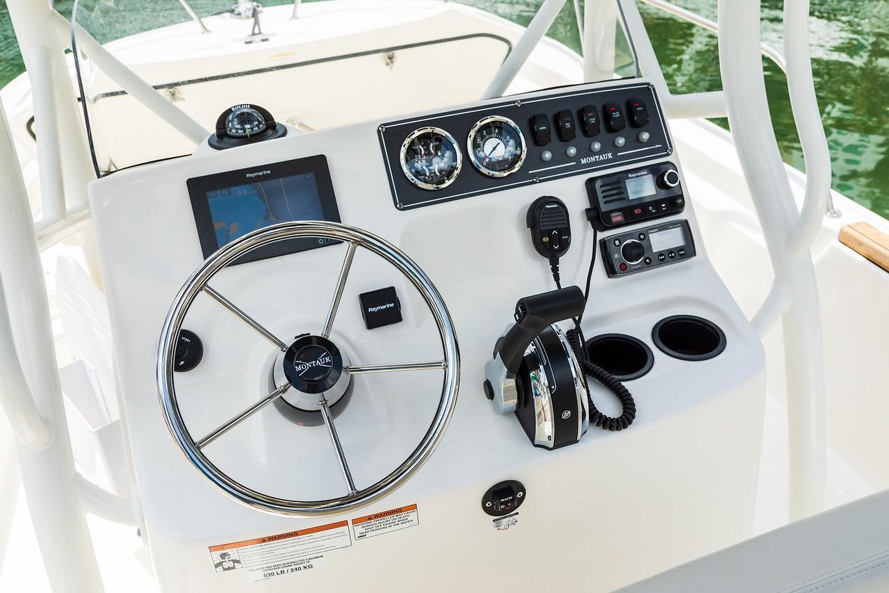 Boston Whaler190 Montauk