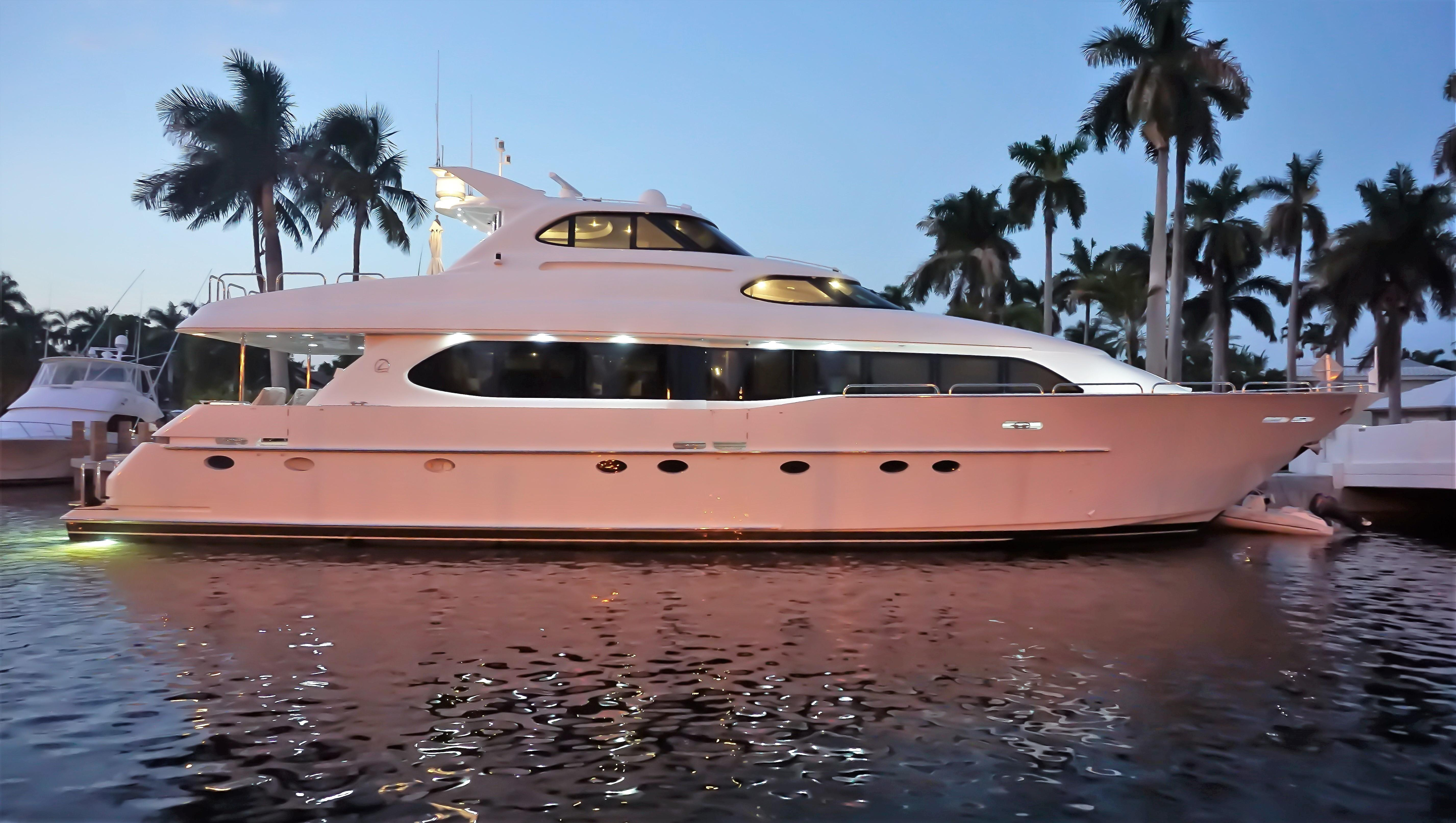 94 ft Lazzara Motor Yacht