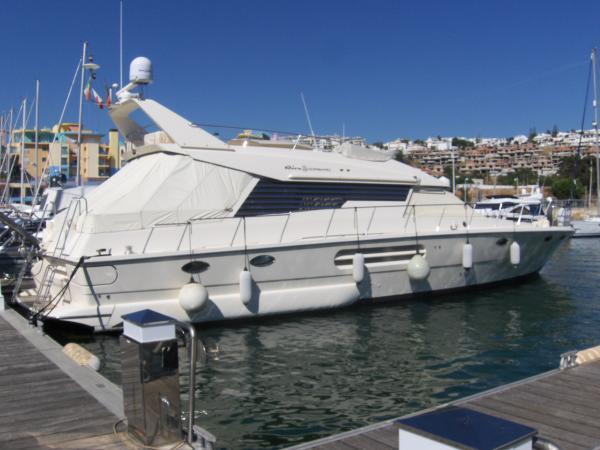 Riva Corsaro Motor Yachts. Listing Number: M-3721049 66' Riva Corsaro