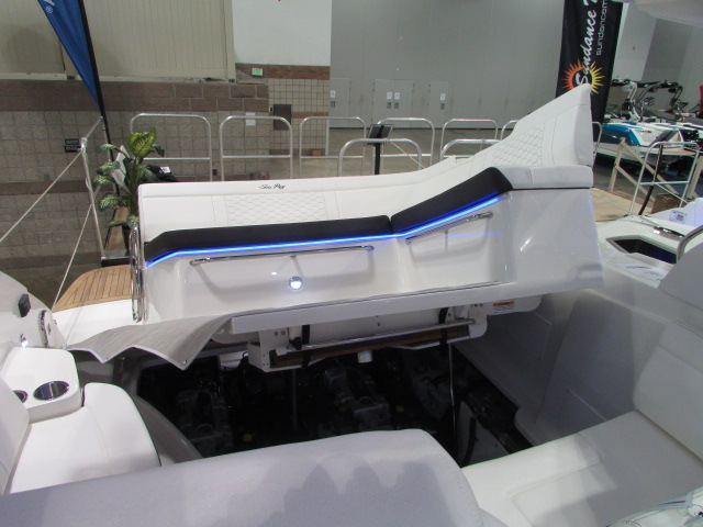 2020 Sea Ray boat for sale, model of the boat is 350 Coupe & Image # 4 of 29