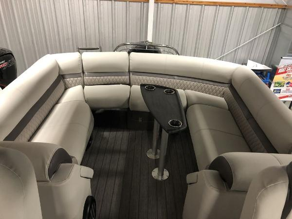 2019 Godfrey Pontoon boat for sale, model of the boat is SP 2500 ULC TT-27 & Image # 13 of 44