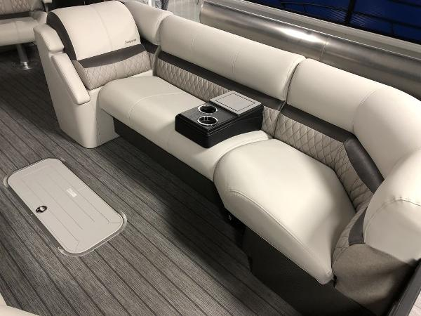2019 Godfrey Pontoon boat for sale, model of the boat is SP 2500 ULC TT-27 & Image # 20 of 44