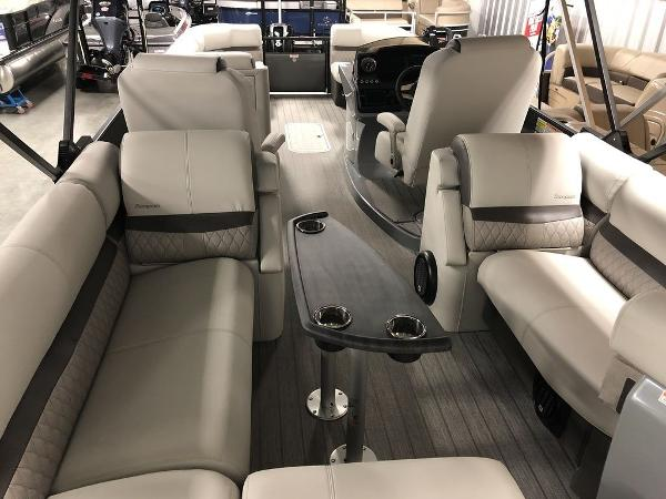 2019 Godfrey Pontoon boat for sale, model of the boat is SP 2500 ULC TT-27 & Image # 22 of 44