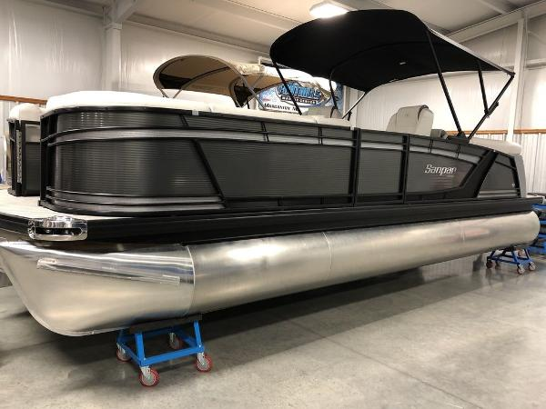 2019 Godfrey Pontoon boat for sale, model of the boat is SP 2500 ULC TT-27 & Image # 1 of 44