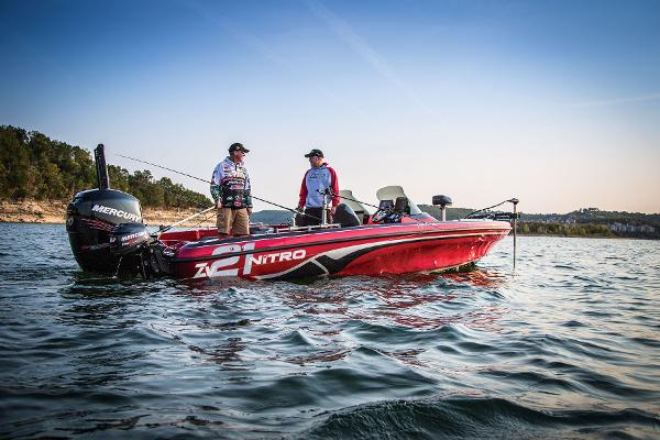 2014 NITRO ZV 21 W/ 250 XL OPTIMAX PRO XS AND TRAILER for sale