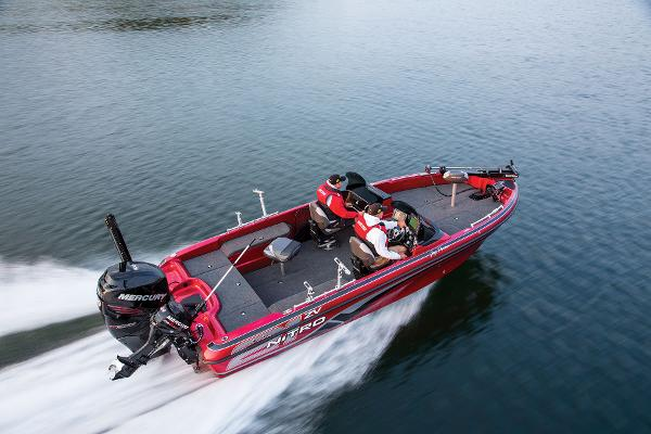 2014 Nitro boat for sale, model of the boat is ZV 21 w/ 250 XL OptiMax Pro XS and Trailer & Image # 4 of 57