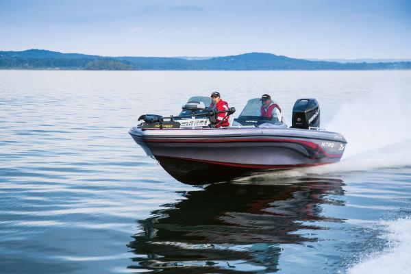2014 Nitro boat for sale, model of the boat is ZV 21 w/ 250 XL OptiMax Pro XS and Trailer & Image # 9 of 57