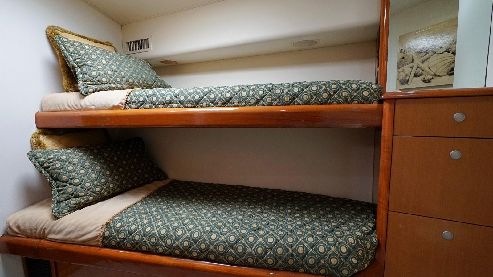 Guest Cabin Bunks