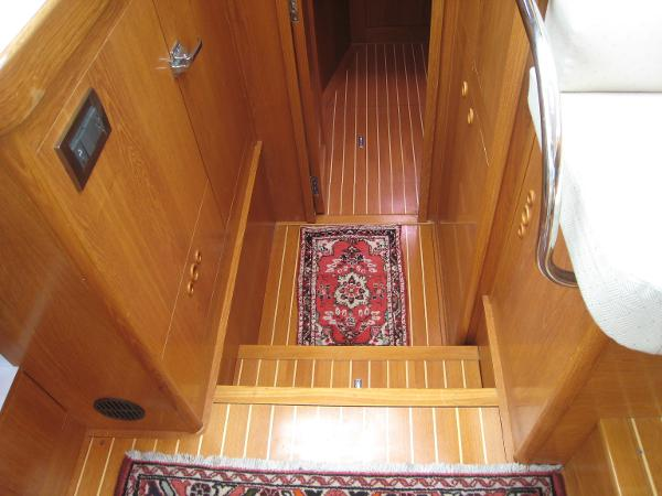 Wauquiez Pilot Saloon 40 For Sale Maine