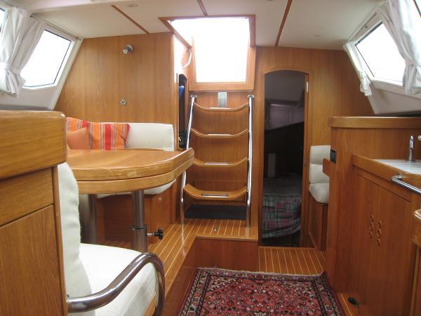 Wauquiez Pilot Saloon 40 Brokerage BoatsalesListing