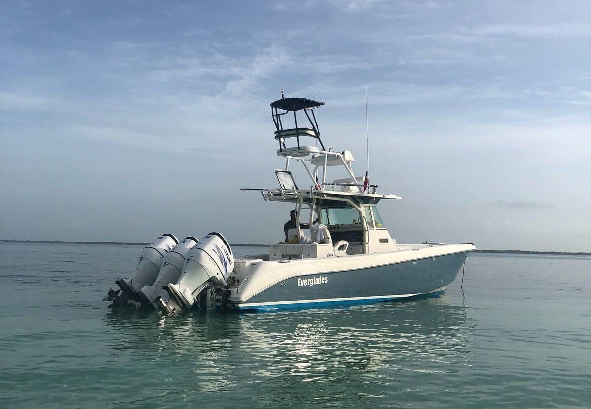 Everglades 350 CC