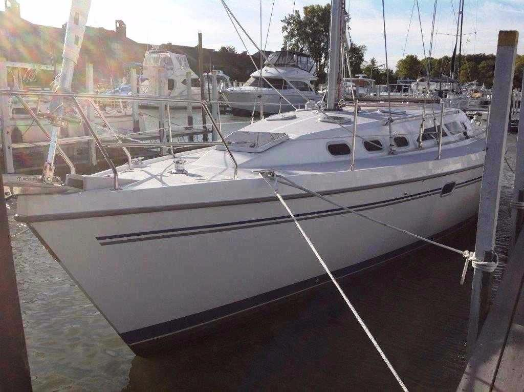 2003 Catalina 380 for sale - Freeman Eckley