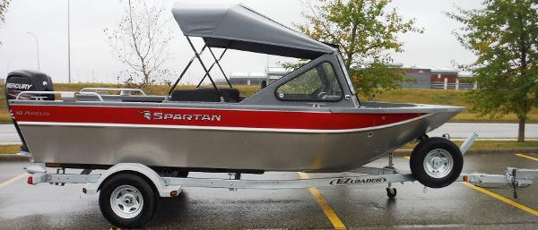 New 2019 Spartan 18 Areus For Sale