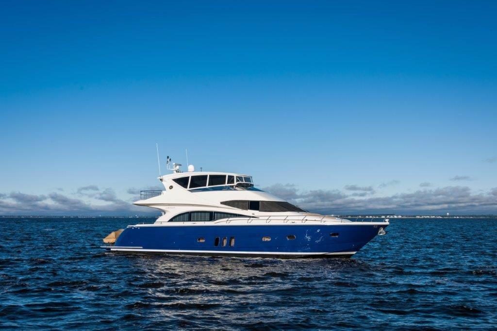 2007 Marquis Motor Yacht For Sale Galati Yacht Sales