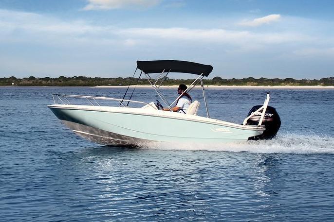 Boston Whaler160 Super Sport