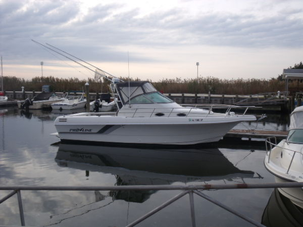 Pro Line 2950 Walkaround Sports Fishing Boats. Listing Number: M-3231008