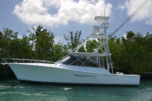 2002 47' Vaudrey Miller Custom Sportfish, Carolina Custom Sportfish, American Custom