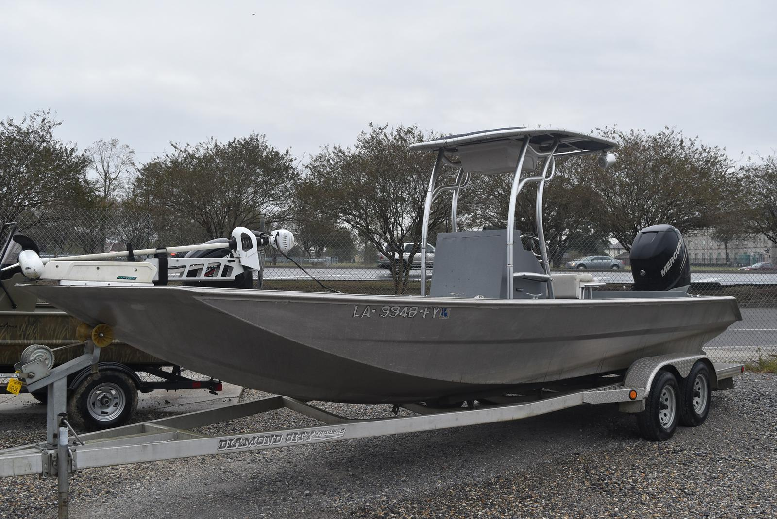 2013 Charles Leonard Custom boat for sale, model of the boat is 26 & Image # 1 of 14