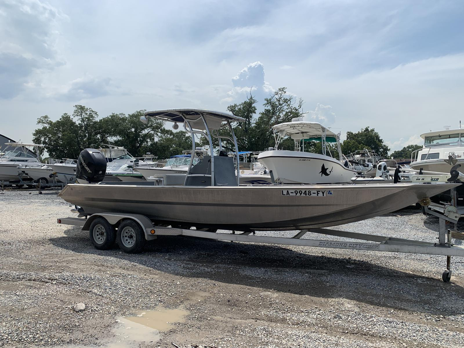 2013 Charles Leonard Custom boat for sale, model of the boat is 26 & Image # 4 of 14