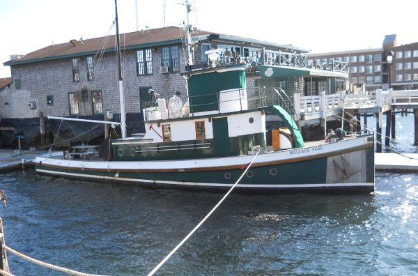 Tacoma 62 Tugboat