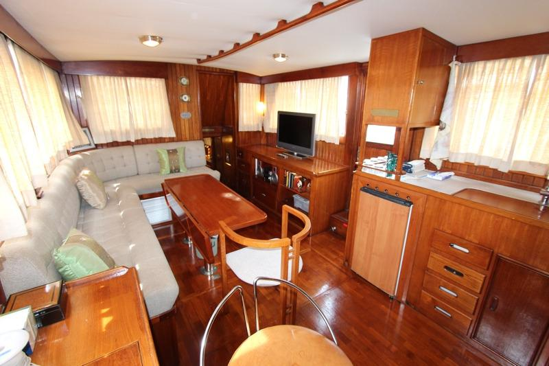 Saloon Galley